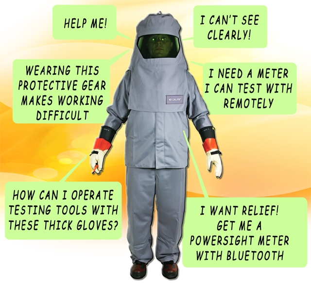 arc flash guy