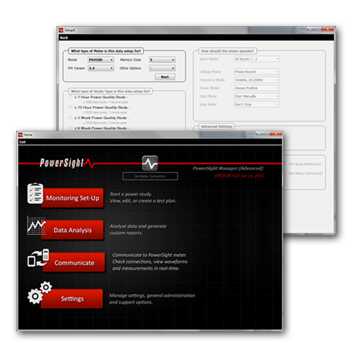 PowerSight Manager